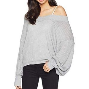 Free People Oversized South Side Thermal